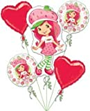 Strawberry Shortcake Party Supplies Balloon Bouquet, Health Care Stuffs