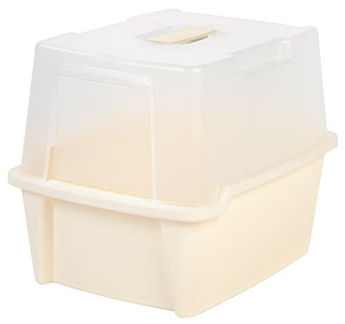 IRIS USA, Inc., Inc. Hooded Litter Box,