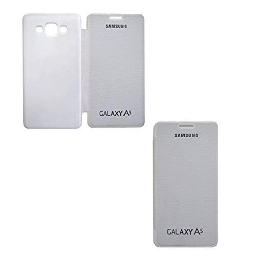 COVERNEW Flip Cover Samsung Galaxy A5  2015    White