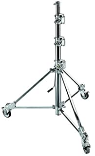 Avenger B7047CS Steel Crank -UP Strato Safe Stand 47 with 3 Sections and Braked Wheels (Chrome) (B003E479ZI) | Amazon price tracker / tracking, Amazon price history charts, Amazon price watches, Amazon price drop alerts
