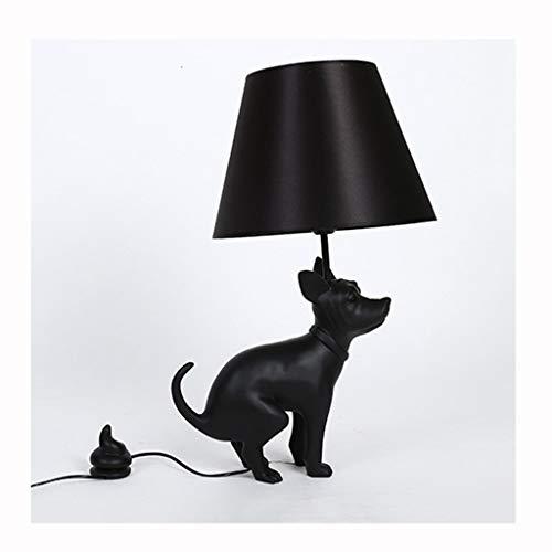 ASHENG Lámpara de pie Creativa - Cubierta de Tela de Resina ...
