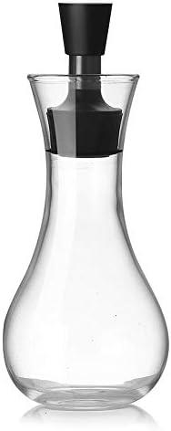 Edelstahl Essig Öl-Spray 100 Ml Glas Olivenölflasche  W3L6 Speiseöl Zerstäuber