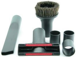Lote de boquillas para aspiradora, universal, aptas para todas las marcas, de Microsafe