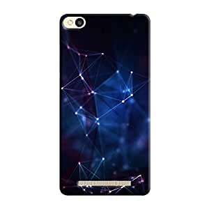 Cover It Up - Connection Points Redmi 3s Hard Case