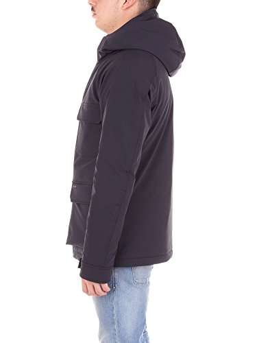 Jkt Mountain Woolrich Stretch Woolrich Stretch Blu Blu Mountain Stretch Woolrich Jkt gxUqdfgw