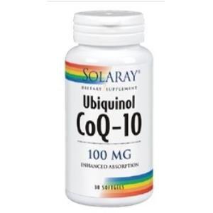 COENZIMA Q10 100MG UBIQUINOL