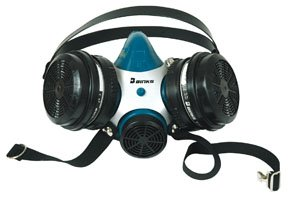 BINKS Millennium 3000 Respirator MEDIUM 40-128 900253 by Binks (Image #1)