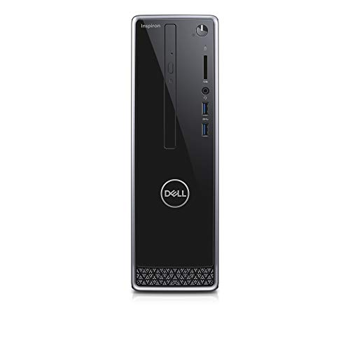 Dell Inspiron Desktop, Intel Core i3-8100, Intel UHD 630, 1TB HDD Storage, 8GB RAM, i3470-3903BLK-PUS (Deals I3 Computer Desktop)