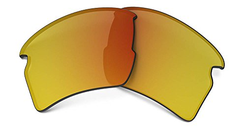 Oakley 101-351-010 Flak 2.0 XL Replacement Lens Kit Fire Irid by Oakley