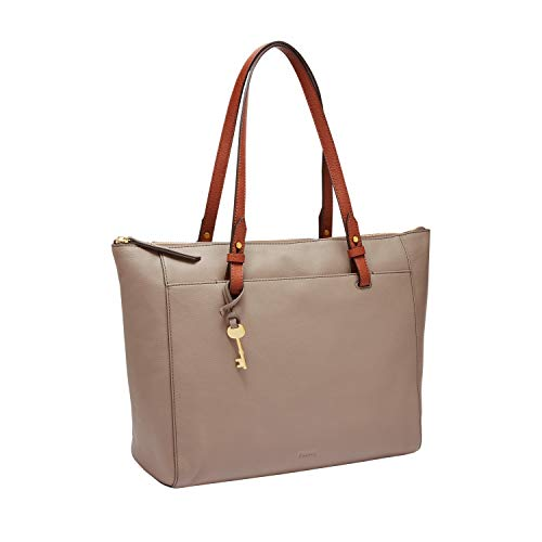 (Fossil Rachel Tote Light Taupe, One Size)