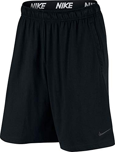 Nike Men's Training Short Black/Anthracite Size Medium