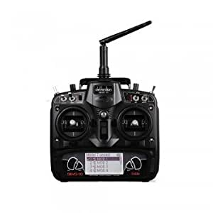 Walkera WK-DEVO10-TXRX Devention Telemetry 2.4GHz Radio for Helicopter RC