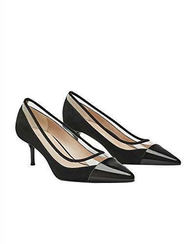 À Vinyle Mi hauts Zara En Talons 301 6252 Femme Chaussures q0gE6p