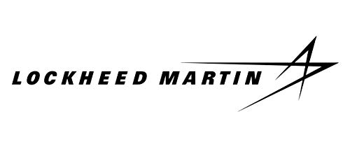 LOCKHEED MARTIN Sticker 1Packs 1PC Rare, Exclusive, Collectible & Waterproof!! Laptop Travel Suitcase Decal Sticker for Luggage (About 20 x 8.8CM (7.87