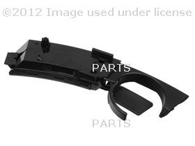 BMW Genuine Cup Holder for Right / Passenger Side, Black Color, Z4 (From 2002 - 2008) No Faceplate Bmw Genuine Cup Holder