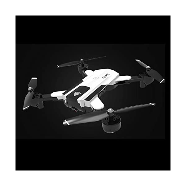 2 Battery SG900-S RC Smart Selfie GPS Drone 720P HD Camera Altitude Hold  white