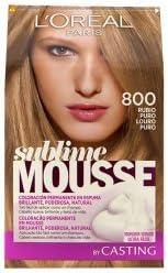 L Oréal Sublime Mousse 800.Rubio Puro: Amazon.es: Belleza