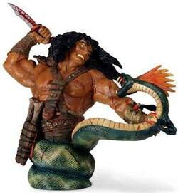 Conan Mini Bust 2: Conan the Conqueror