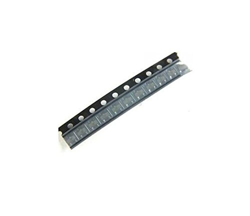 Exiron 50pcs Transistor IRLML2502 TRPBF 00BF MOSFET N-Channel Field Effect DIY SOT-23