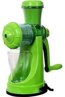 Kuber Industries Juicer, Fruit & Vegetable Juicer, Manual Hand Juicer, Fruit Juicer Handel Vacuum Ba