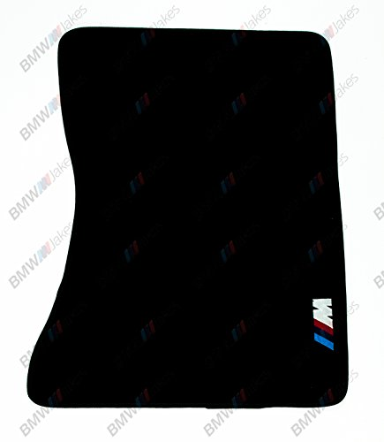 New CAR Floor MATS Black With ///M Emblem For BMW X5