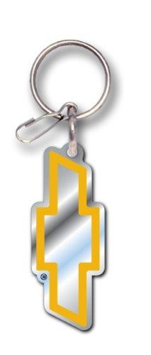 Chevrolet Enamel Keychain
