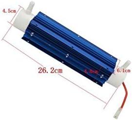 Suading 10G 220V Generador de Ozono Tubo de S/íLice Ozonizador de Agua Aqua Air Agua Ozonizador Fuente de Alimentaci/óN con Disipadores de Calor