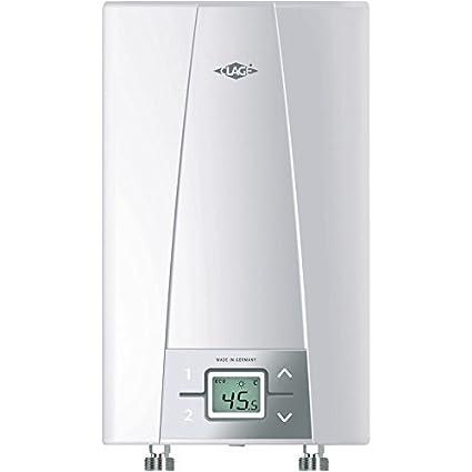 Calentador de agua electrónico instantánea Clage para ducha y lavabo – CEX Electronic 11/13.5