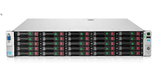 Enterprise Proliant DL380p G8 25 Bay Server | 2X 2.00GHz 16 Cores | 32GB | P420i | 10x HDD Trays (Renewed)
