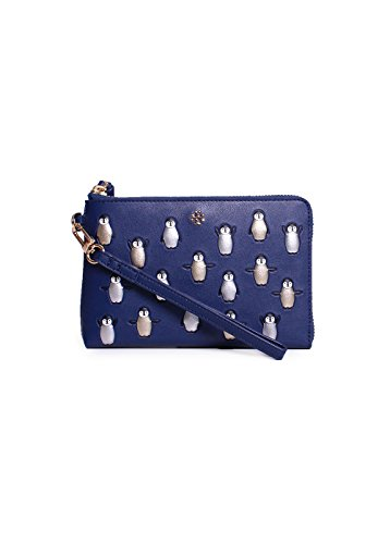 Tory-Burch-Metallic-Penguin-Medium-Wristlet-in-Midnight-Swim