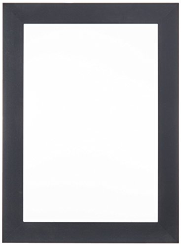 Amazon.com - ArtToFrames 13x19 inch Satin Black Picture Frame ...