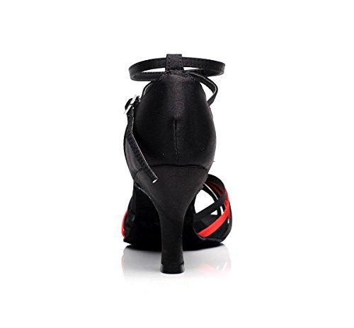 Black bal femme Salle Minitoo 5cm 7 Red Heel de xEI4wTq