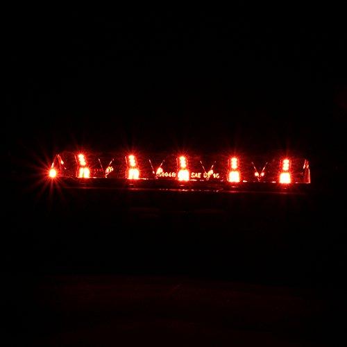 Spec-D Tuning LT-TAC95RBJMLED-CY Black Brake Light Led 3Rd