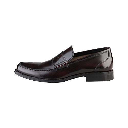 Made Tiziano In Bordeaux Homme Moccasin Italia HapWnx1rH