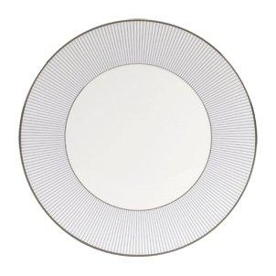 Jasper Conran by Wedgwood Blue Pin Stripe Dinner Plate 11