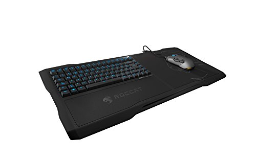 ROCCAT SOVA ROC 12 151 AM Membrane Gaming Lapboard Black
