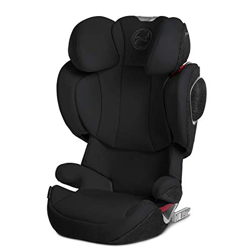 Cybex Solution Z-fix Booster Seat in Stardust Black