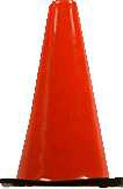 HY-KO Products SC-12 SC 12IN Safety Cone, 12 inch, Orange