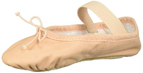Bloch Dance Girl's Dansoft Full Sole Leather
