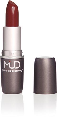 MUD Blackberry Satin Lipstick 4.2g ()