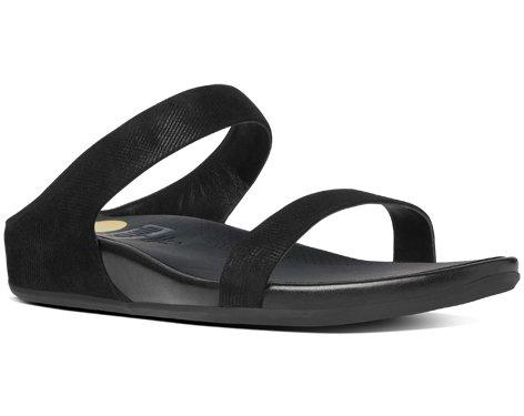 c83bd320eb0212 Fit Flop Women s Banda Opul Slide Dress Sandal