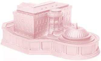 Candellana Candles White House Candle-Light Pink