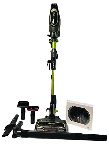 Lutema SharkFLEX Duoclean Corded Ultra-Light Vacuum with MultiFLEX TechnologyHV394Q (Green) for PetCarpet and Hard Floor Cleaning (Renewed)