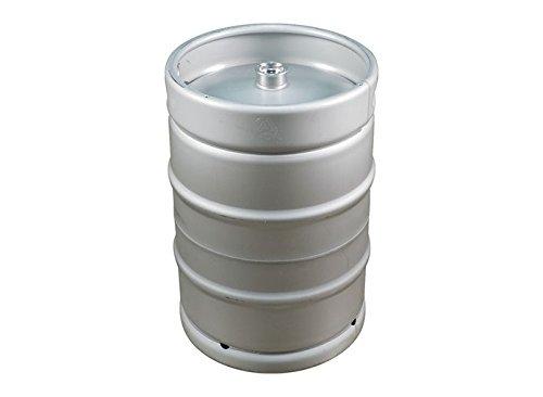 15.5 gal Stainless Steel Sanke Keg (New) ()