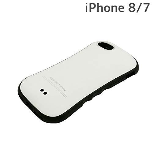 講義対象省多摩電子工業 iPhone 7 ケースE-Protect ホワイト TPS07EW