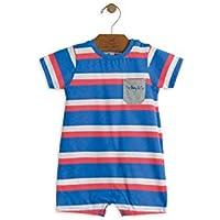 Macaquinho Infantil Up Baby Listrado