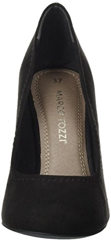 Marco Tozzi Women's 22425 Closed-Toe Pumps Black (Black 001) v01hj04