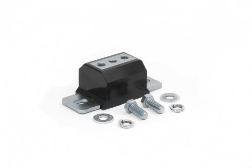 Daystar, Universal Polyurethane Transmission Mount, with slotted mounted locations of 3.75