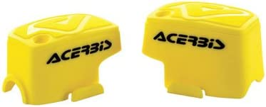 Acerbis Master Cylinder Covers Yellow for Husqvarna TE 300 2014-2016
