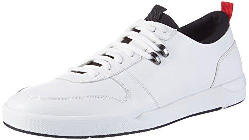 Les Hommes De Hugo 10199075 01 Blanc Baskets (blanc)